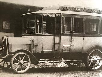 Il 18 BL con carrozzeria Luigi Via di Schio in Veneto. Queste foto venivano inviate alle ditte di trasporti per proporre l'acquisto
